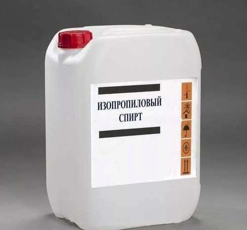 Области применения изопропилового спирта