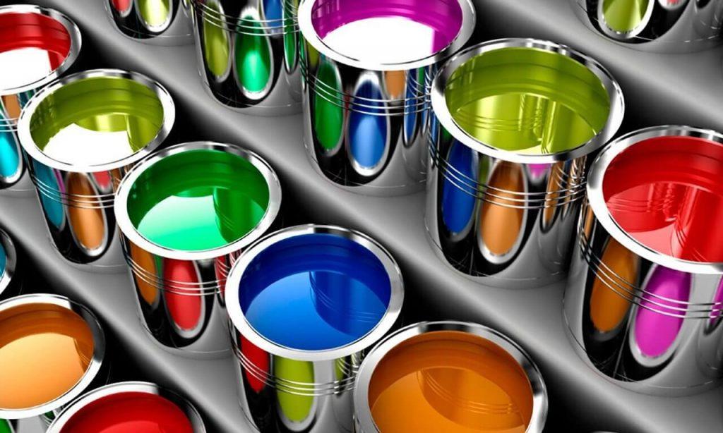 Ацетон в лакокрасочном производстве