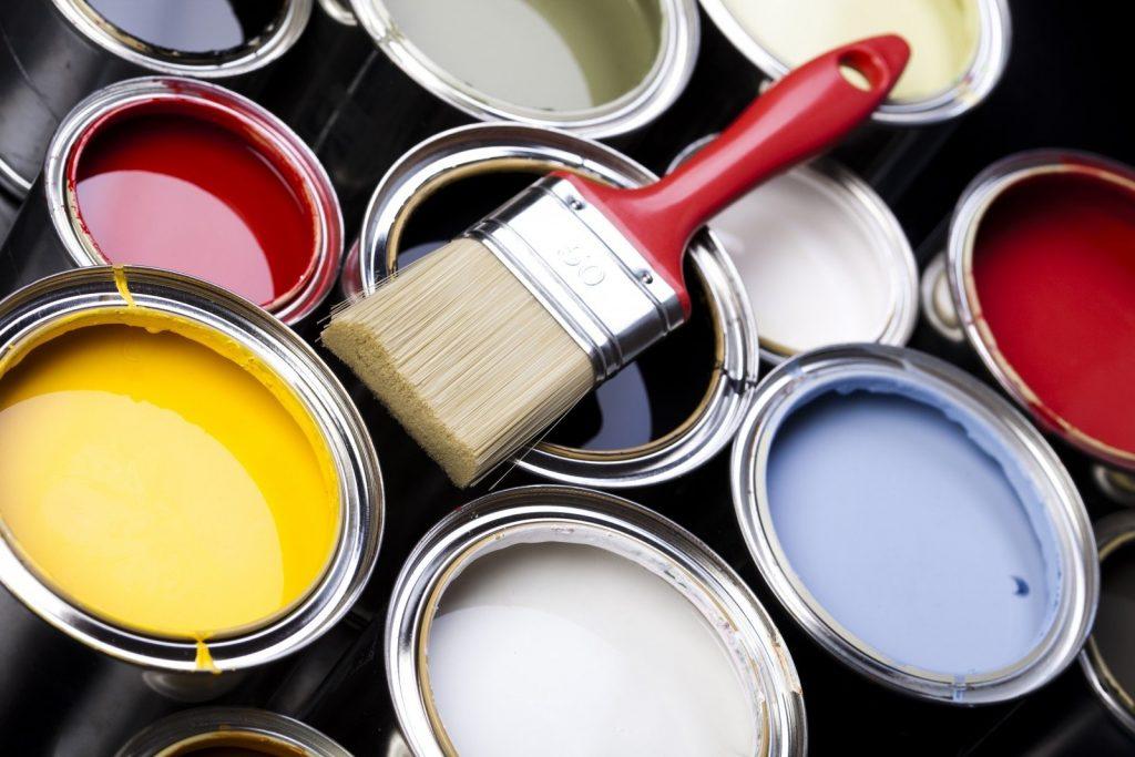Глицерин в лакокрасочной промышленности