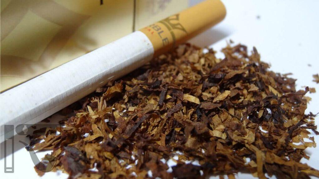 Триацетин в табачной промышленности